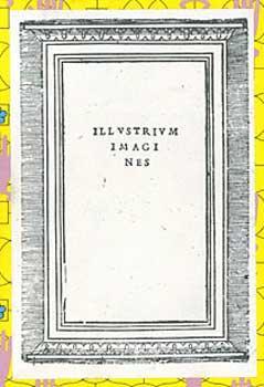 Illustrium Imagines = Roman Portraits.: Fulvio, Andrea.