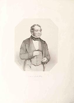 Portrait of Edwin Lankester: Maguire, Thomas Herbert