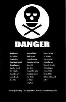 The Danger Portfolio. (34 original graphic works: deSoto, Lewis; Lucy