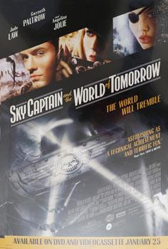 Sky Captain and the World of Tomorrow.