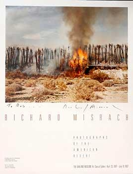Richard Misrach: Photographs of the American Desert.