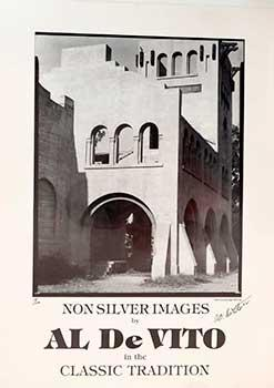 Non Silver Images by Al De Vito in the Classic Tradition.