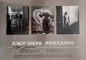 Robert Simone / Photographs.