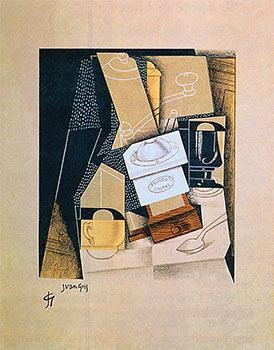 Le Moulin à Café I. From au: Gris, Juan.