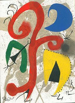 Jardin au Clair de Lune. (Hommage à: Miró, Joan.