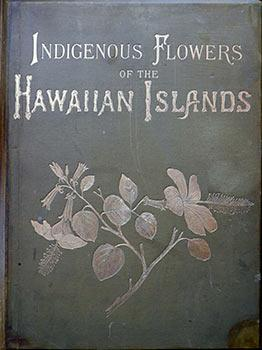 """Indigenous Flowers of the Hawaiian islands. Forty-four: Sinclair, Isabella. """"Mrs."""