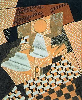 La Soupière. From au Soleil du Plafond.: Gris, Juan.