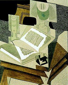 Le Livre From au Soleil du Plafond.: Gris, Juan.