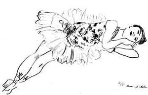Danseuse Allongée, Main Droite Sous la Tête: Matisse, Henri.