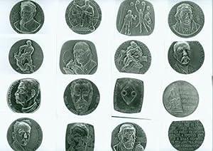 20 Black and White Photographs of Bronze: A. Guimaraes; R.
