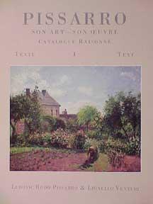 Camille Pissarro: Son art, son oeuvre.: Pissarro, Ludovic-Rodo.