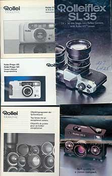 Rollei Prego 90 AF owner's manual (Chinese/English),: Rollei.