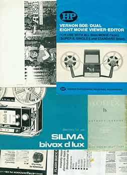 Vernon 808 movie viewer and editor manual, Canon AE-1 instructions