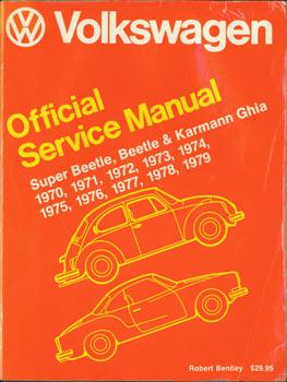 Volkswagen Beetle, Super Beetle, Karmann Ghia official: Volkswagen of America,