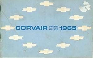 1965 Corvair Owner's Guide.: General Motors Company (Detroit, MI).