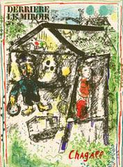 Marc chagall abebooks for Derriere le miroir