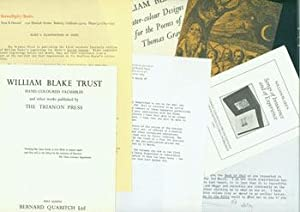 Prospectuses, Correspondence & Promotional Material related to: Serendipity Books; Thomas
