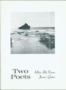 Two Poets. Poems By Ulric De Vaere, James Gates.: Windsor House (London); Ulric De Vaere; James ...