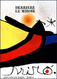 Derriere le miroir by alechinsky abebooks for Miro derriere le miroir