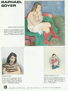 """Woman In Redstockings"""", """"Woman's Head I"""", and """"Woman Nursing Child II"""".: ..."""