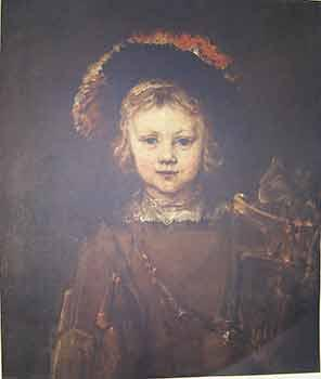 Portrait of the Artist's Son Titus.