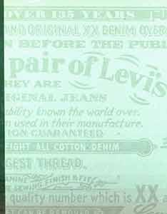 501: This Is A Pair of Levi's: Downey, Lynn; Lynch,