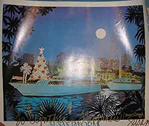 Winterfest 1987, Fort Lauderdale. (Exhibition Poster).
