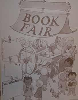 Book Fair. (Exhibition Poster).