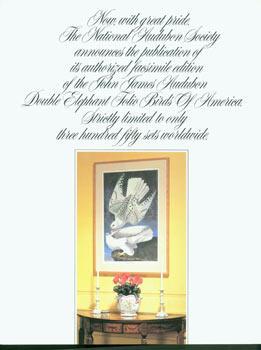Prospectus for Limited Facsimile Edition of Audubon's: John James Audubon;