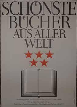 Schönste Bücher Aus Aller Welt. Ausstellungszentrum am: Souja Wunderlich.