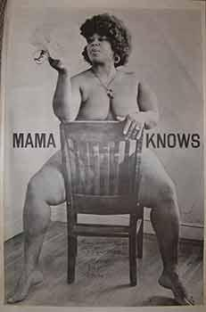 Mama Knows. (Nude Photo of Norma McClure).: McClure, Norma (1933-2003)
