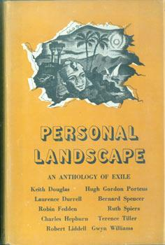Personal Landscape: An Anthology of Exile. First: Robin Fedden, Terence