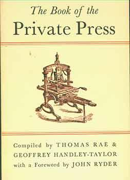 The Book of the Private Press A Check-list. (Review copy of 750 copies printed.)