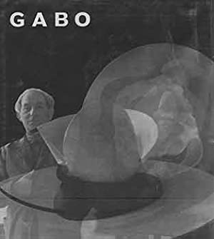 Dustjacket for Gabo: Constructions, Sculpture, Paintings, Drawings,: Read, Sir Herbert