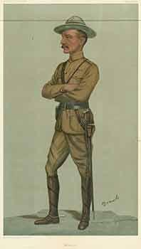Gen. Robert Baden-Powell; Mafeking. Issue 1646. (First edition before the bound volumes.): Drawl (...