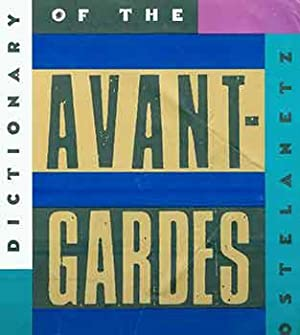 Dictionary of the Avant-Gardes. Early edition.