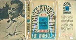 Slaughterhouse-Five, or, The Children's Crusade. Dust Jacket: Vonnegut, Kurt; Paul