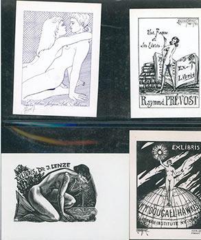 A Collection of over 70 semi-erotic original: Asibra, Vettner, Zwiers,