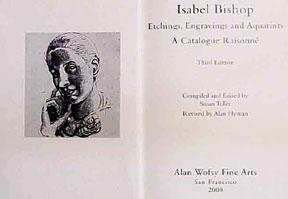 Isabel Bishop: Etchings, Engravings and Aquatints.: Teller, Susan.