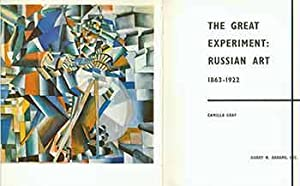 The Great Experiment: Russian Art, 1863-1922. (First Edition). (Signed by Peter Selz).