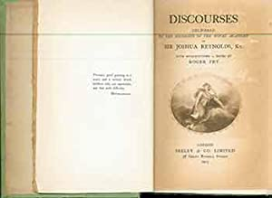 Discourses Delivered to the Students of the Royal Academy. (Signed by Peter Selz).