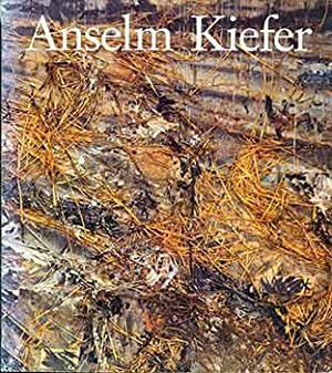 Anselm Kiefer. (Exhibition: The Art Institute of Chicago, December 5, 1987 - January 31, 1988; Ph...