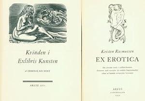 Ex Erotica, Kvinden i Exlibris Kunsten, Dansk: Forlaget Arete; Kristen