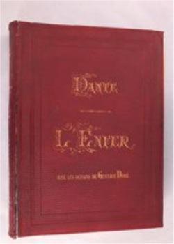L'Enfer de Dante Alighieri. [Dante's Inferno] Avec: Doré, Gustave (artist.
