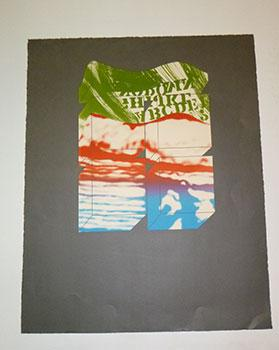 Landscape in the Day. Original color lithograph: Ikeda, Masuo (Japanese,