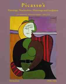 Picasso's Paintings, Watercolors, Drawings & Sculpture: Surrealism,: The Picasso Project.