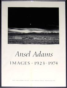Images: 1923-1974. (Moonrise, Hernandez), New Mexico.: Adams, Ansel.
