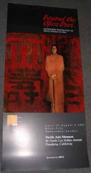 Beyond the Open Door: Contemporary Paintings from the People's Republic of China. Exhibition post...