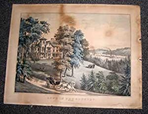 Life in the Country: Morning.: Currier & Ives.