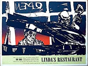 Linda's Restaurant II. Los Angeles.